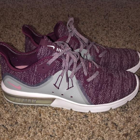 99704e81d29e Nike Air Max Purple Shoes. M 5c7dd03a2beb791ab64a3f8c